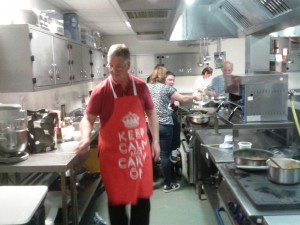 beginners cookery course 30092014